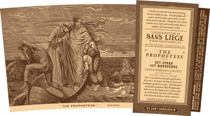 Sans Liege the-prophetess